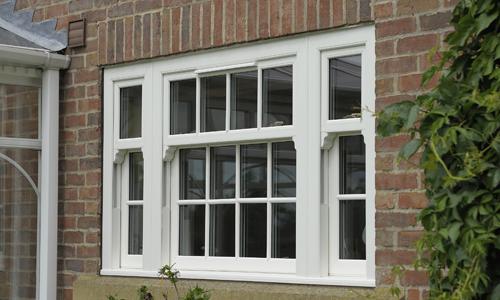 Craftsmanship Sash Windows